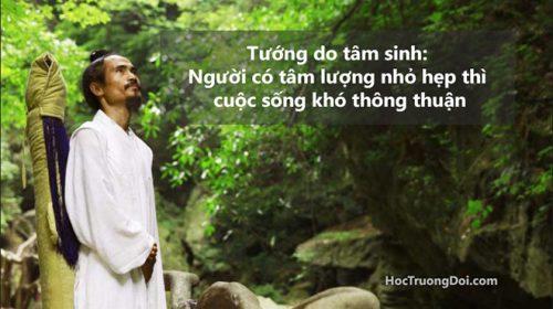 Image result for tâm sinh tướng