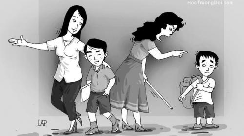14 thói quen không tốt của bố mẹ có thể dạy con sai cách