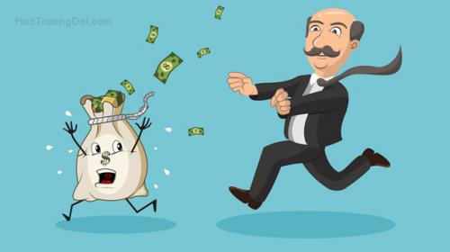 4 lý do không nên làm việc vì tiền