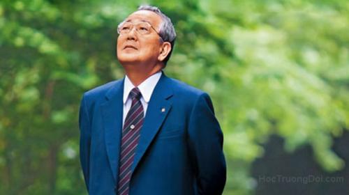 Tỷ phú Kazuo Inamori và triết lý làm nhân viên hạnh phúc