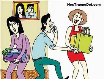 phụ nữ làm như thế nào nếu bị chồng coi thường, ngoại tình và ruồng bỏ
