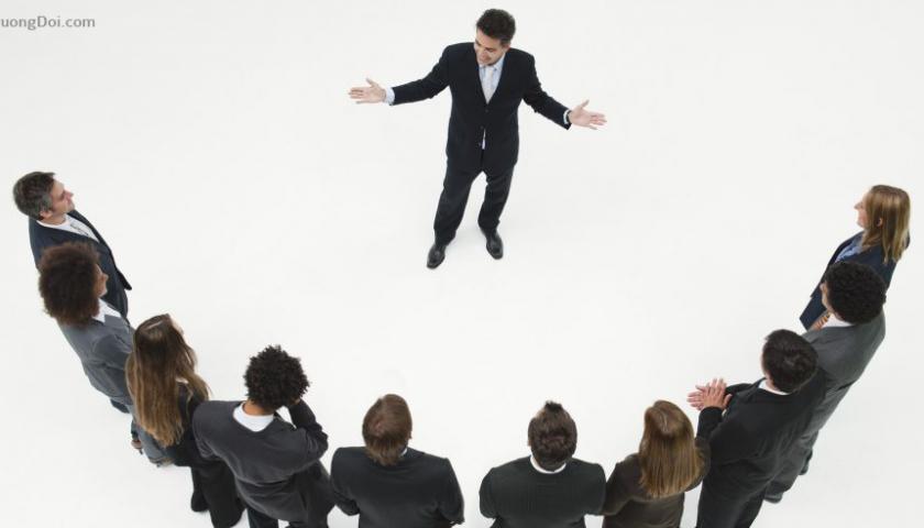 5 từ đơn giản các nhà lãnh đạo giỏi nói mỗi ngày