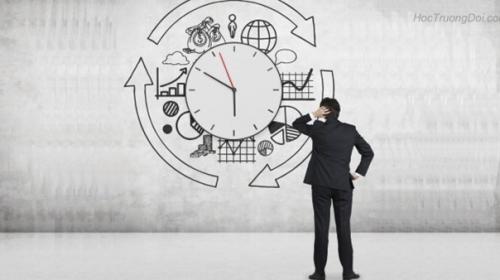 chất lượng cuộc sống tùy thuộc vào cách quản lý thời gian