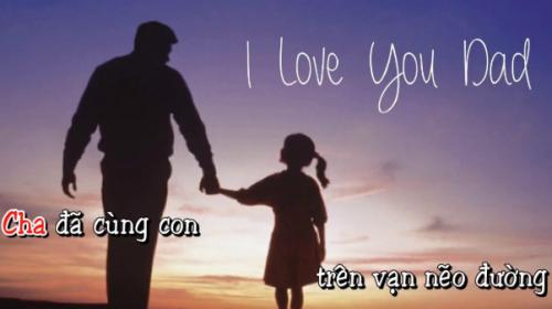 Tình yêu của bố - Người làm con sẽ ứa nước mắt khi đọc xong