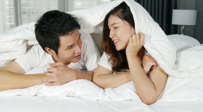 10 điều vợ chồng nên làm trước khi ngủ để hạnh phúc viên mãn