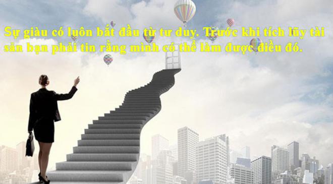 Học được 7 điều này, con đường dẫn đến sự giàu có của bạn sẽ dần ngắn lại 03